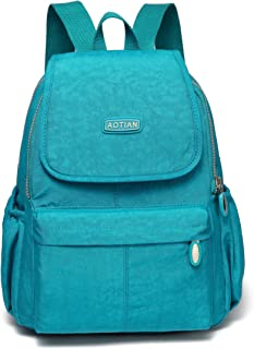 AOTIAN Lightweight Casual Small Backpack 9 Liters Turquoise, Warranty 1-Year