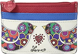 Love Groove Card Coin Case