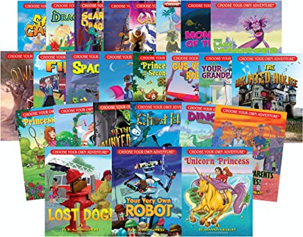 The Whole Dragonlark Enchilada (Choose Your Own Adventure Younger Readers Set)