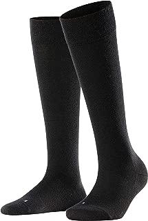 Women's 1 Pair Sensitive Berlin Merino Wool Left And Right Knee High Socks