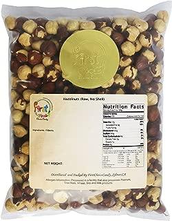 Raw Natural Hazelnuts 2 Pound 32 oz Bulk Bag