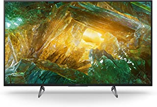 Sony KD-49X8000H 49 Inch 4K Ultra HD High Dynamic Range Smart Android TV