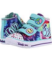 SKECHERS KIDS - Shuffles - 10644N Lights (Toddler/Little Kid)
