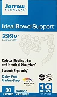 Jarrow Formulas Ideal Bowel Support 299v -- 30 Vegetarian Capsules