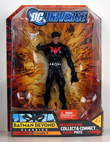 DC Universe Classics Wave 4 Action Figure Bathomme Beyond Unmasked Variant by DC Comics