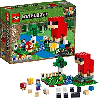 Best LEGO Minecraft The Wool Farm 21153 Building Kit (260 Pieces) Review