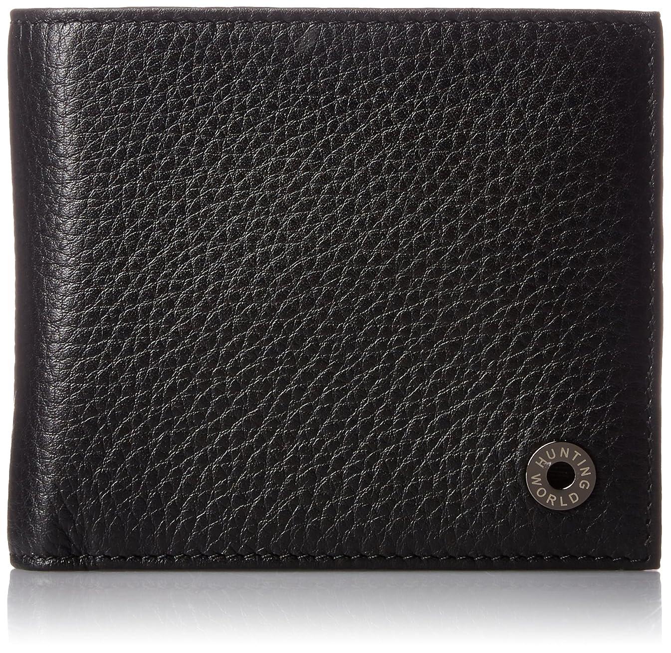 レオナルドダヘロイン代数的[ハンティングワールド] 二つ折り財布 KASHGAR 並行輸入品 [並行輸入品]