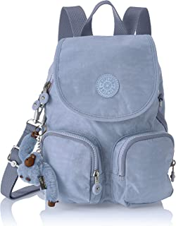Kipling Firefly Up Medium Backpack Timid Blue C