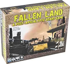 Fallen Land: A Post-Apocalyptic Board Game