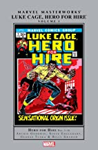 Luke Cage, Hero For Hire Masterworks Vol. 1 (Luke Cage, Hero For Hire (1972-1973))