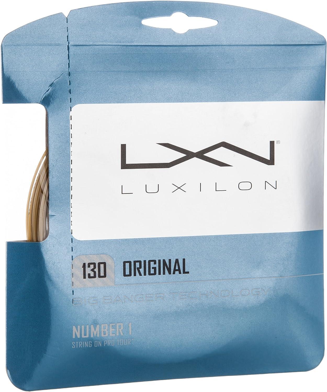 Very popular! Luxilon Big San Francisco Mall Banger Original String