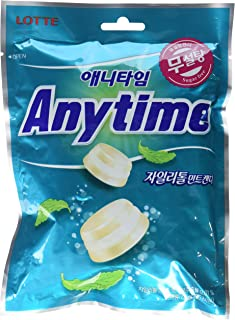 LOTTE Anytime Candy Bag,  (Pack of 20)