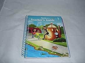 ReadyGEN Teacher's Guide Unit 4 Grade 3