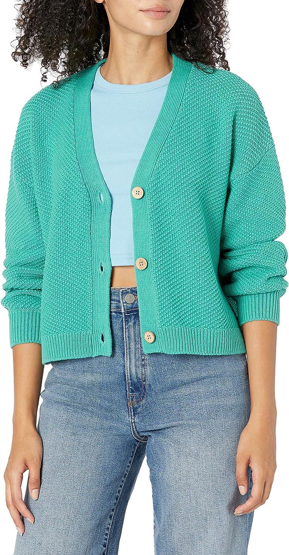 Roxy Women's Wonder Time Button Up Cardigan