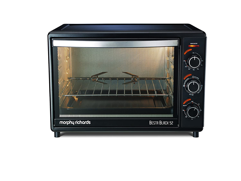 Morphy Richards OTG Besta 52L Oven Toaster Grill , Black
