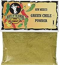 New Mexico Green Chile Powder