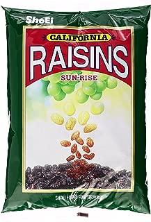 SUNRISE カリフォルニアレーズン1kg(油不使用)
