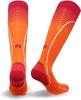 Vitalsox Italian Premium Patented Graduated Compression Silver Drystat Running Socks(1Pair-Compression)