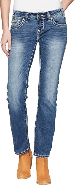 Rock and Roll Cowgirl Rival Bootcut in Medium Wash W6T5079