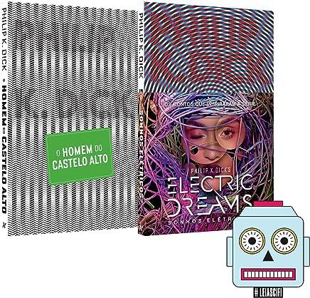 Kit Philip K. Dick. Amazon Prime + Brinde (Adesivo Sci - Fi) - Kit