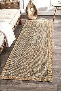 Best hand woven natural jute rug Reviews