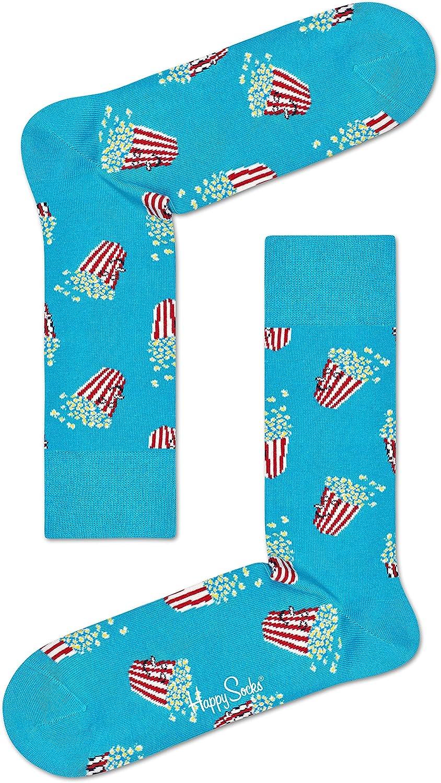 Happy Socks Men's Popcorn Sock
