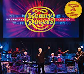 Kenny Rogers: The Gambler's Last Deal DVD plus CD Package debuts Dec. 13 from MVD Entertainment