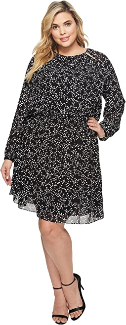 MICHAEL Michael Kors - Plus Size Shooting Star Dress