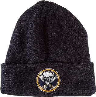 OTS NHL Youth Raised Cuff Knit Cap