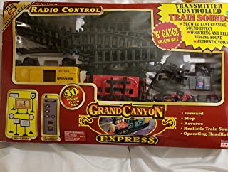 Best rio grande radio control train set Reviews
