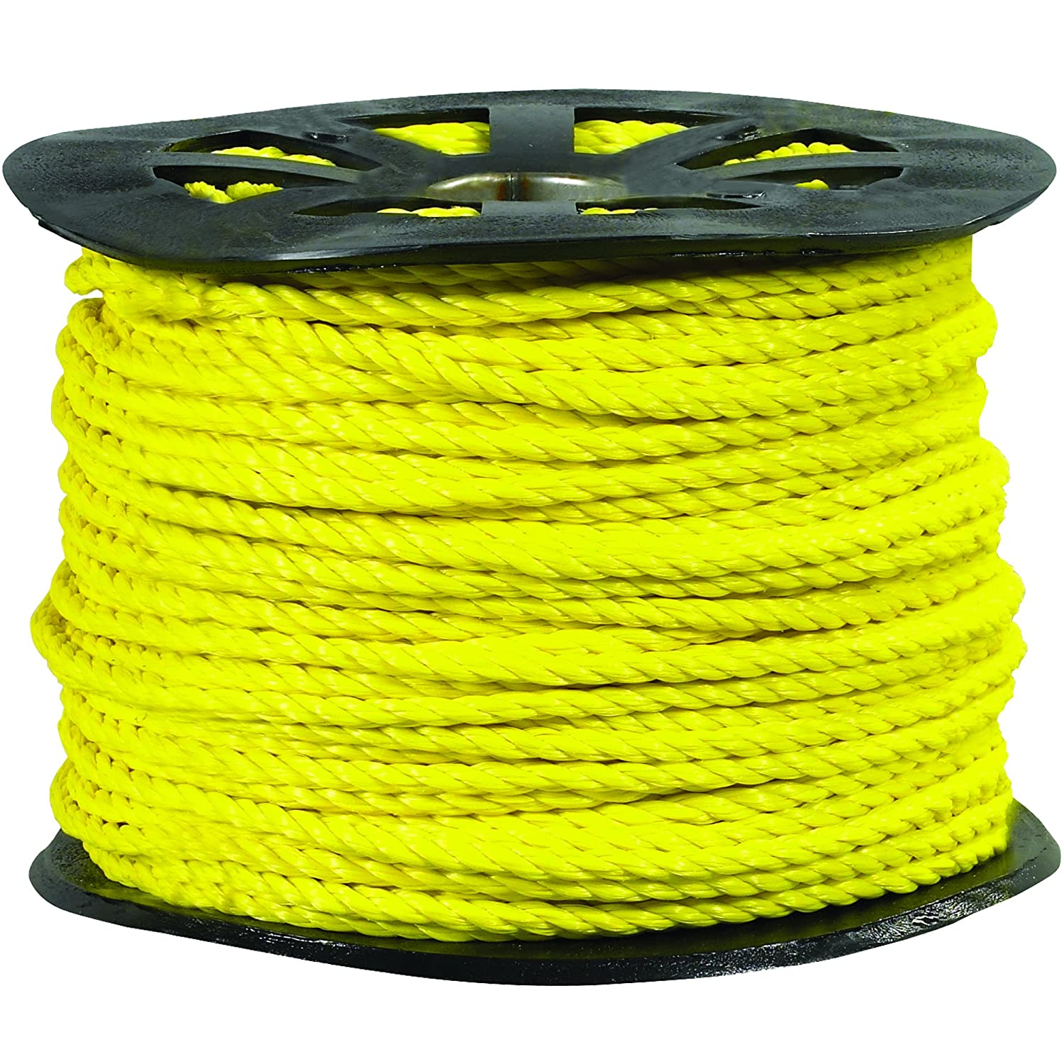 Ship Now Supply SNTWR110 Twisted Polypropylene It is very popular 3 7 65 Rope Max 65% OFF 4