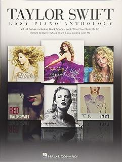 Taylor Swift - Easy Piano Anthology