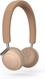 Libratone Q Adapt On Ear Wireless Kopfhörer mit aktiver Geräuschunterdrückung in 4 Stufen (Bluetooth 4.1 aptX, ANC, 20 Std. Akku, Bluetooth+1, Touch Bedienung ) elegant nude