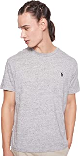 Polo Ralph Lauren Men's Crewneck Classic Fit Short Sleeve T-Shirt