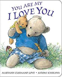 You Are My I Love You: Oversized Board Book