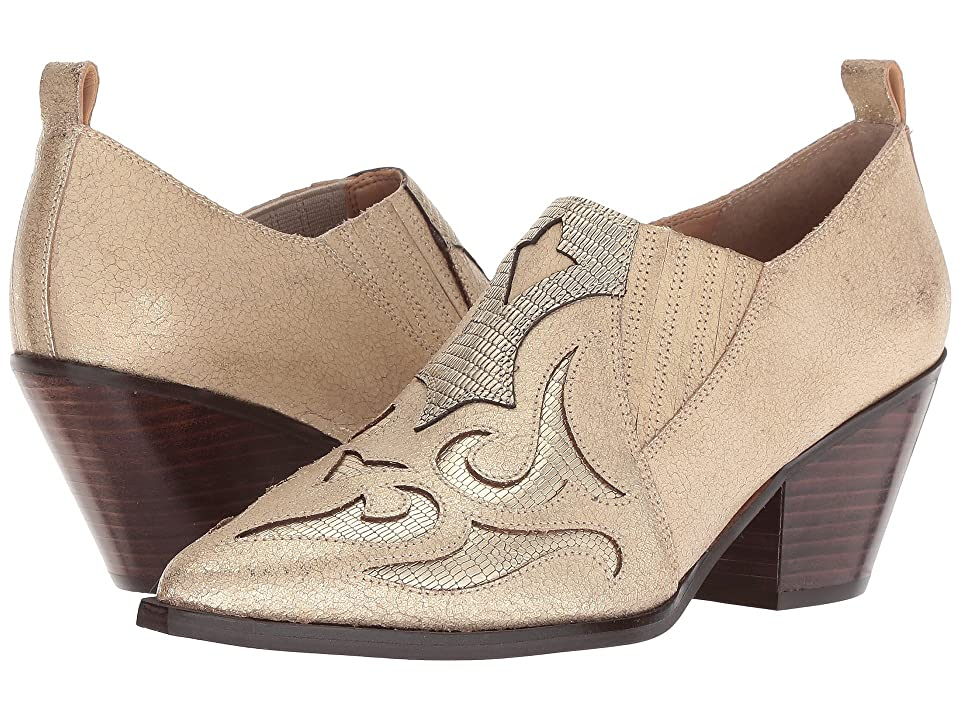 Marc Fisher LTD Charly (Gold Leather) Women