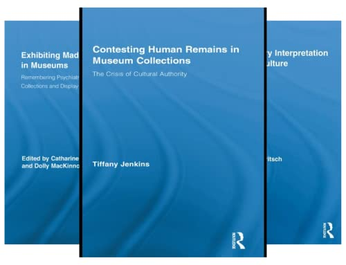 Routledge Research in Museum Studies (41 Book Series)