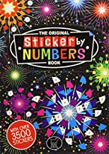 The Original Sticker by Numbers Book