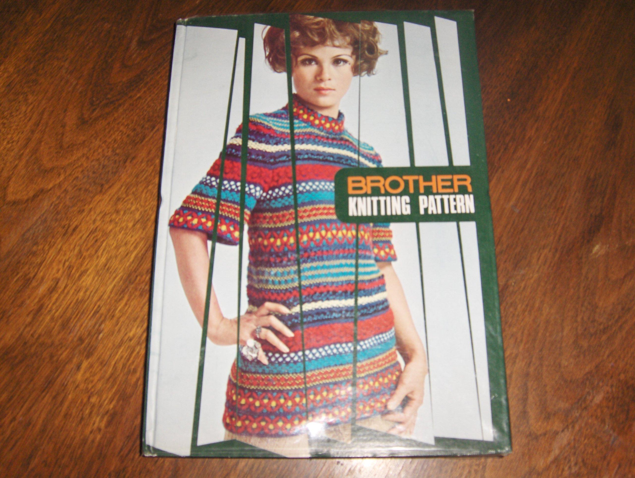 Brother Knitting Machine Patterns - Patterns Gallery