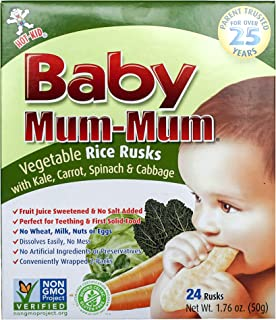 mum mum rice rusk recipe
