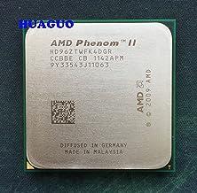 AMD Phenom II X4960t Black Edition 3.0GHz 6MB Quad-Core CPU procesador hd96ztwfk4dgr Socket AM395W