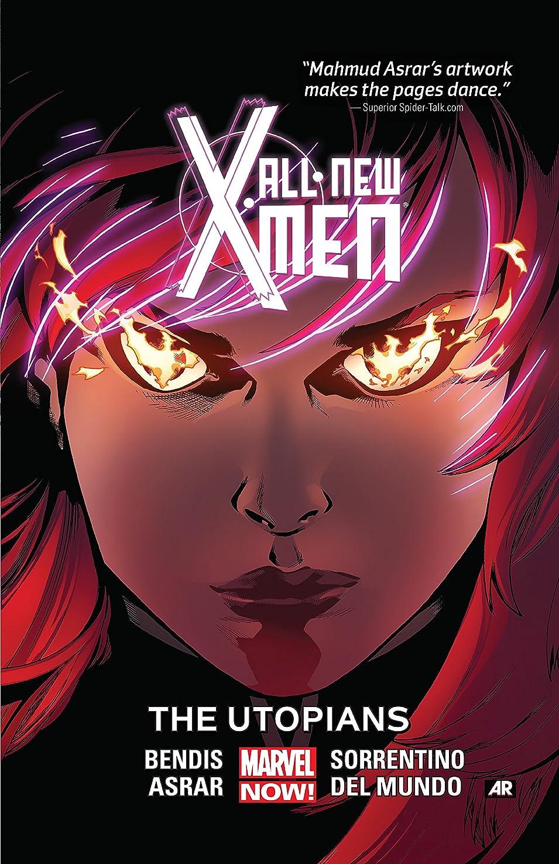 知覚的高音居間All-New X-Men Vol. 7: The Utopians (All-New X-Men (2012-2015)) (English Edition)
