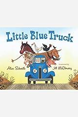 Little Blue Truck Kindle Edition