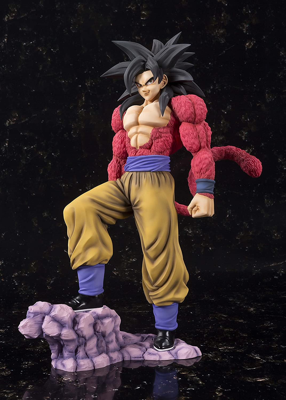 precios al por mayor Figurine - 'Dragon Ball' - Son Goku súper Saiyan Saiyan Saiyan 4 24 cm [Importación francesa]  precios bajos