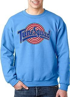 New Way 487 - Crewneck Tune Squad Space Jam Basketball Team Unisex Pullover Sweatshirt