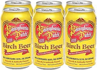diet white birch beer