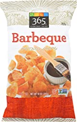 365 Everyday Value, Potato Chips, Barbeque, 10 oz