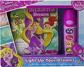 Disney Princess: Delightful Dreams (Play-A-Sound)