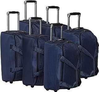 New Travel Duffles Trolly C1105/3P Bag, Navy