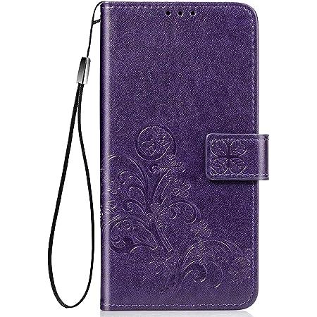 Coque pour Xiaomi Redmi 9C NFC Prime PU Cuir Flip Folio Housse /Étui Cover Case Wallet Portefeuille Support Dragonne Fermeture Magn/étique pour Xiaomi Redmi 9C NFC JEKT022450 Bleu